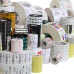 Materiały eksploatacyjne etykiety i kalki
